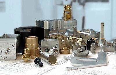 Materialer hos Finmekanisk Fabrik